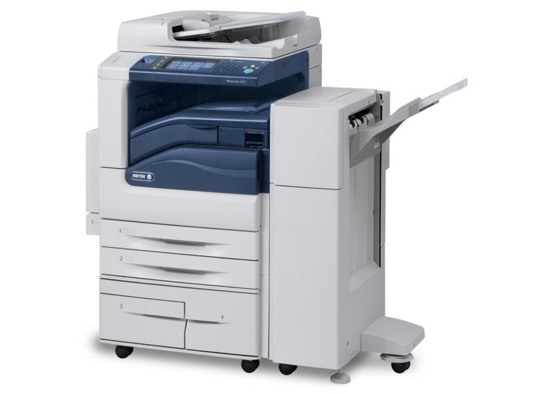 giá cho thuê máy photocopy